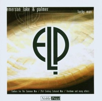 Emerson, Lake & Palmer - Lucky Man (CD)