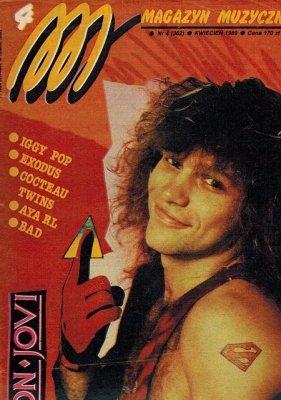 Magazyn Muzyczny Nr 4 (362) Kwiecień 1989