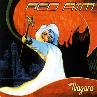 Red Aim - Niagara (CD)
