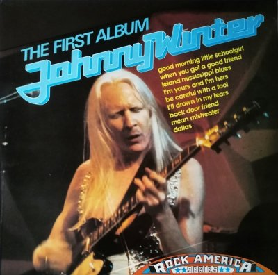 Johnny Winter - The First Album (LP)