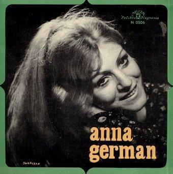 Anna German - Anna German (7'')