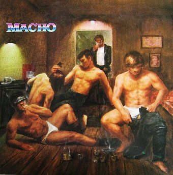 Macho - Roll  (LP)
