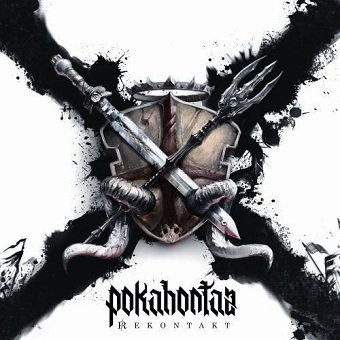 Pokahontaz - Rekontakt (CD)