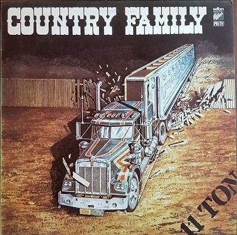 Country Family - 11 Ton (LP)