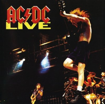 AC/DC - Live (CD)