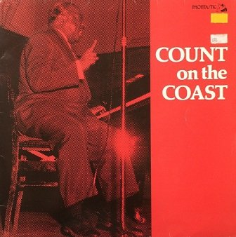 Count Basie - Count On The Coast (LP)