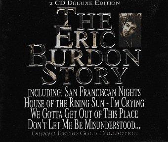 Eric Burdon - The Eric Burdon Story (2CD)