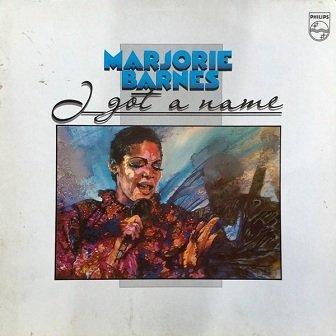 Marjorie Barnes - I Got A Name (LP)