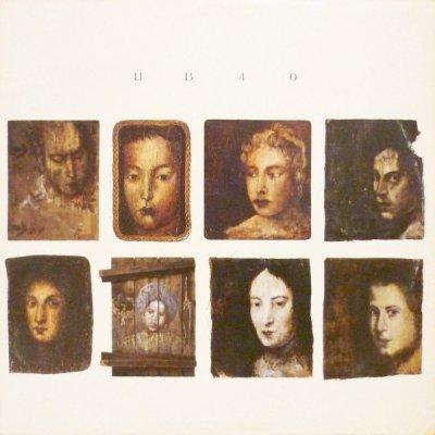 UB40 - UB40 (LP)