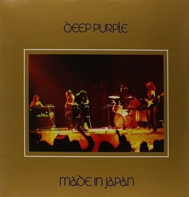 Deep Purple - Made In Japan (2LP)