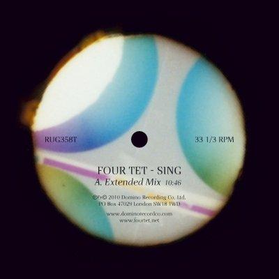 Four Tet - Sing (12'')