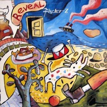 Fischer-Z - Reveal (LP)