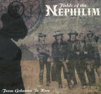 Fields Of The Nephilim - From Gehenna To Here (CD)