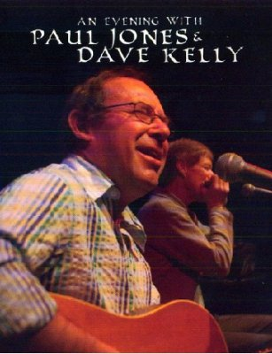 Paul Jones & Dave Kelly - An Evening With Paul Jones & Dave Kelly (DVD)