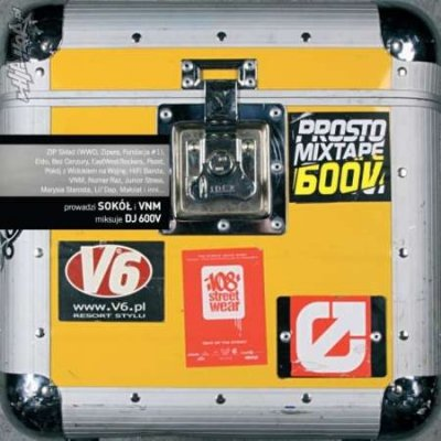 Prosto Mixtape Dj 600V (2CD)