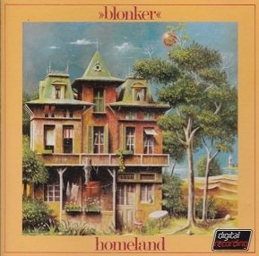 Blonker - Homeland (CD)