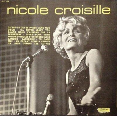 Nicole Croisille - Ses Grands Succès (LP)