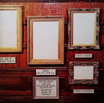 Emerson, Lake & Palmer - Pictures At An Exhibition (LP)