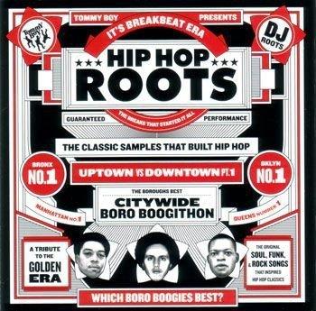 Hip Hop Roots (CD)