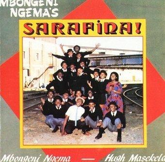 Mbongeni Ngema - Sarafina! - Original Cast Recording (CD)