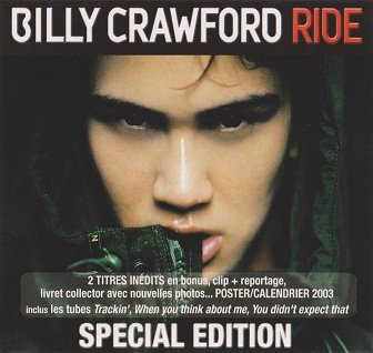 Billy Crawford - Ride (CD)