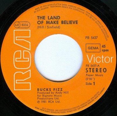 Bucks Fizz - The Land Of Make Believe (7)