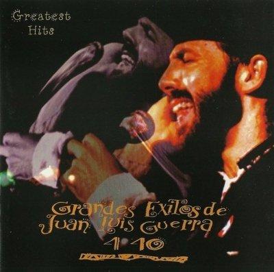 Juan Luis Guerra 4 40 - Grandes Éxitos De Juan Luis Guerra 4 40 (Greatest Hits) (CD)