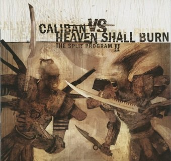Caliban Vs Heaven Shall Burn - The Split Program II (CD)