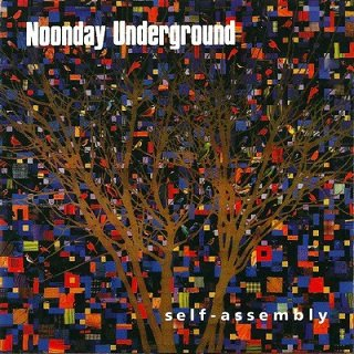 Noonday Underground - Self-Assembly (CD)