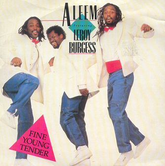 Aleem Featuring Leroy Burgess - Fine Young Tender (12'')