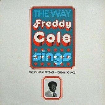 Freddy Cole - The Way Freddy Cole Sings (LP)