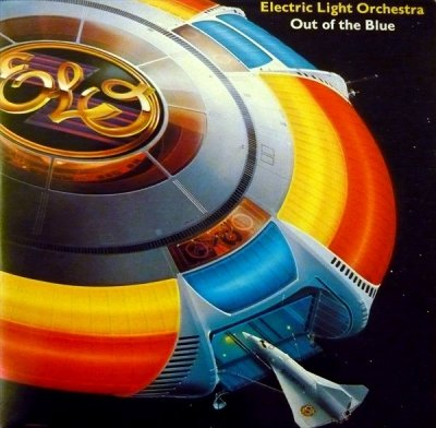 Electric Light Orchestra - Out Of The Blue (2LP)