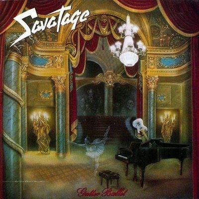 Savatage - Gutter Ballet (CD)