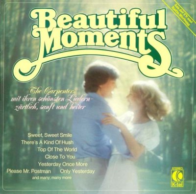 Carpenters - Beautiful Moments (LP)