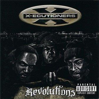 X-Ecutioners - Revolutions (CD)
