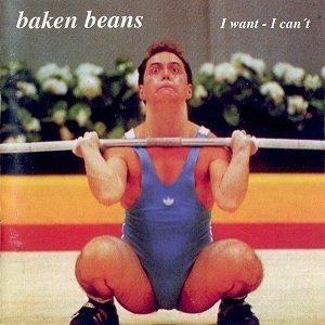 Baken Beans - I Want - I Can't (CD)