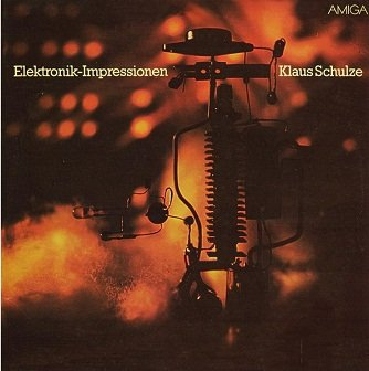 Klaus Schulze - Elektronik-Impressionen (LP)