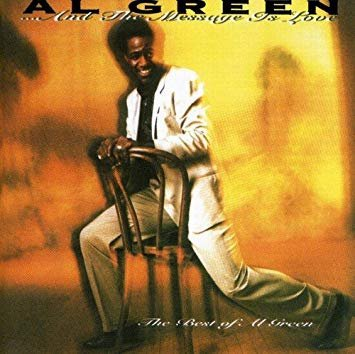 Al Green - ... And The Message Is Love - The Best Of Al Green (CD)