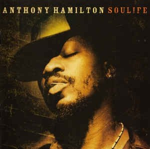 Anthony Hamilton - Soulife (CD)