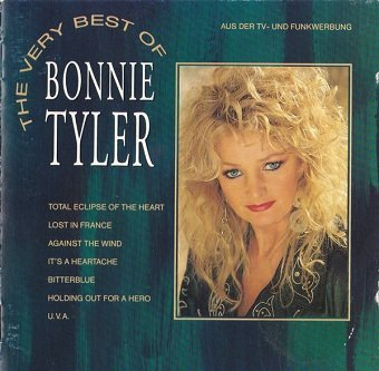 Bonnie Tyler - The Very Best Of (CD)