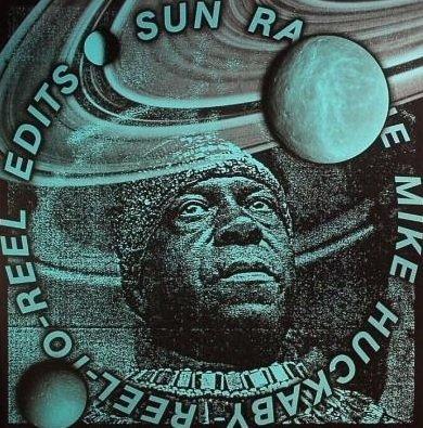 Sun Ra - The Mike Huckaby Reel-To-Reel Edits Vol. 2 (LP)
