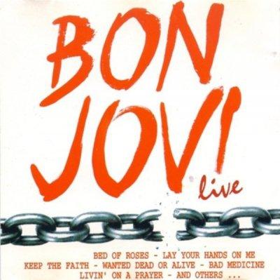 Bon Jovi - Live (CD)