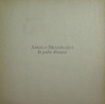 Angelo Branduardi - La Pulce D'Acqua (LP)
