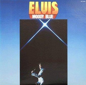 Elvis Presley - Moody Blue (LP)