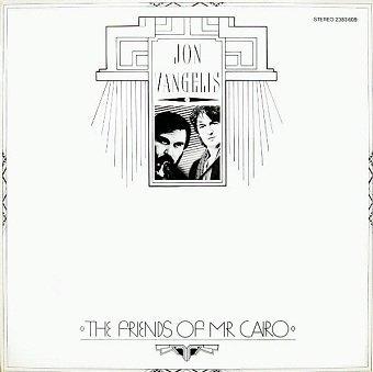 Jon & Vangelis - The Friends Of Mr. Cairo (LP)