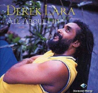 Derrick Lara - All About Life (CD)