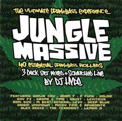 DJ Hype - Jungle Massive (2CD)