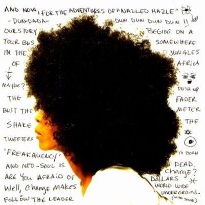 Erykah Badu - Worldwide Underground (CD)