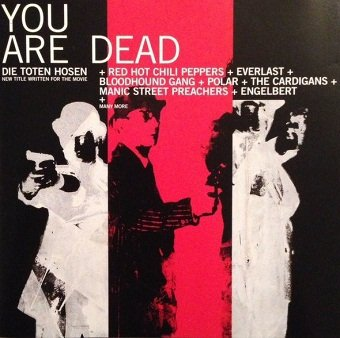 (Music Inspired By The Motion Picture) You Are Dead (CD)