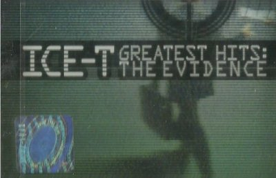 Ice-T - Greatest Hits: The Evidence (MC)